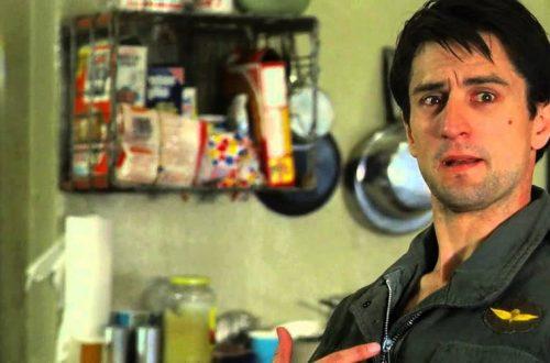 burioni vs Robert De Niro - Taxi Driver