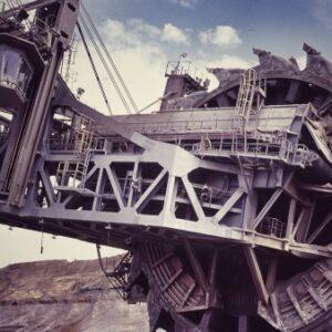 split plummer della Schaeffler per l'estrazione in miniera